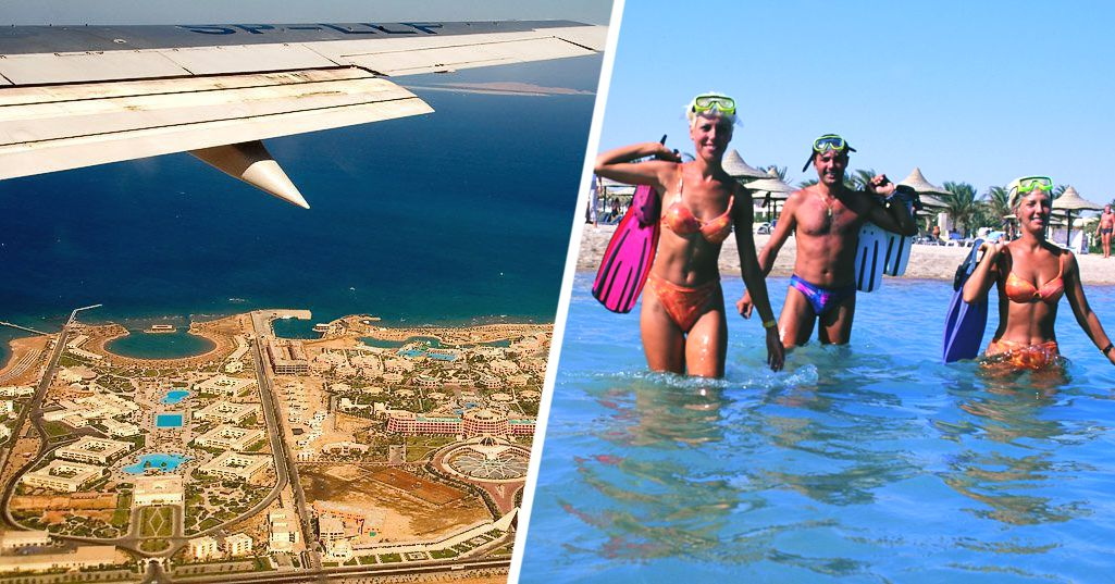 KLM возобновляет полеты в Египет. Когда же для российских туристов откроют Хургаду и Шарм-Эль-Шейх?