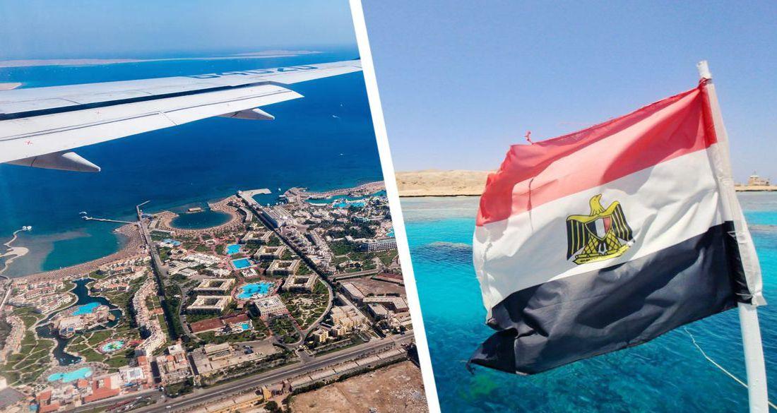 ϟ Египет запретил туристам покидать курорты