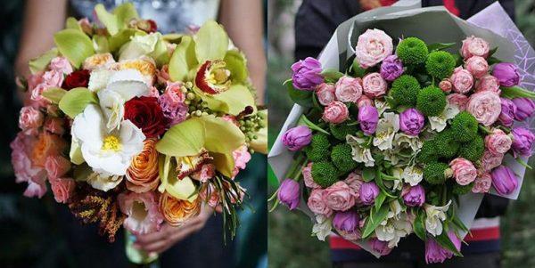 Доставка цветочных букетов в Тольятти