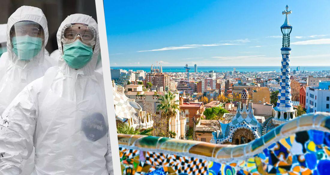 Испанию накрыла вторая волна коронавируса: на карантин заново посажены 2 региона