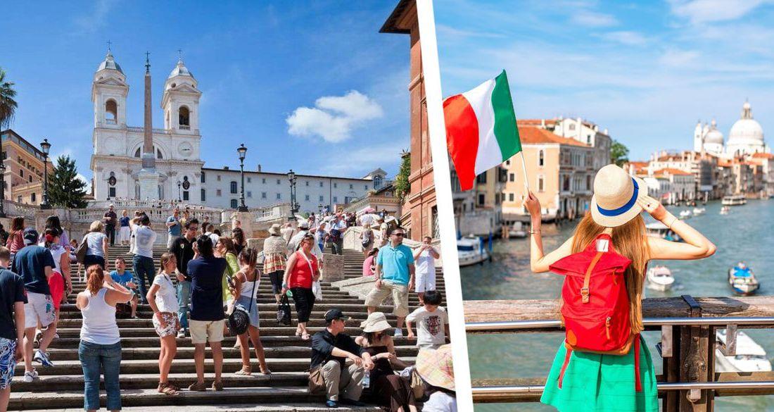 Италия обновила правила и список стран, откуда можно приехать на Апеннины