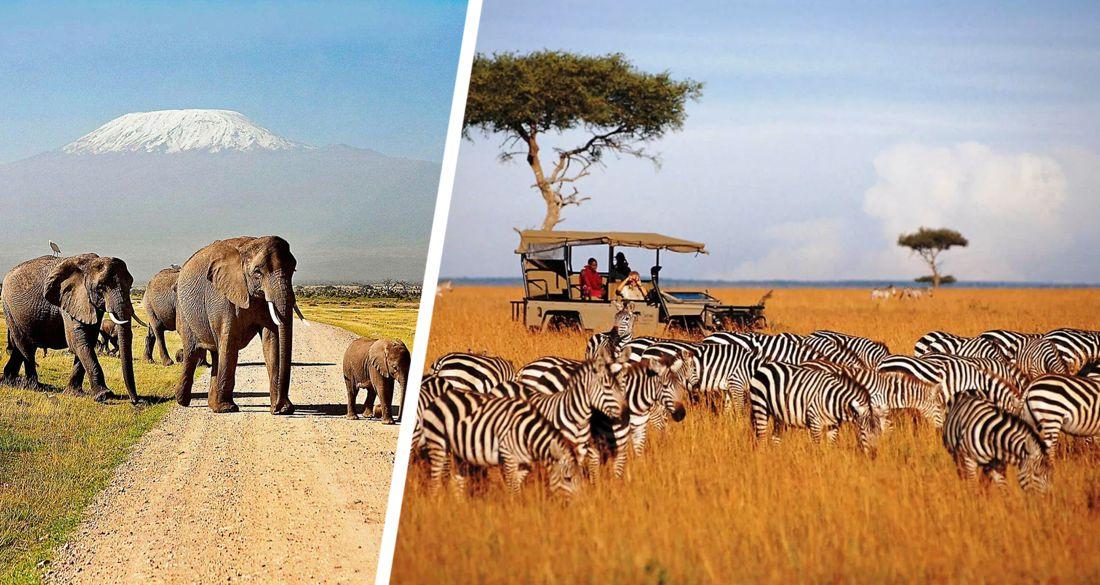 ϟ Кения открыла границы для российских туристов