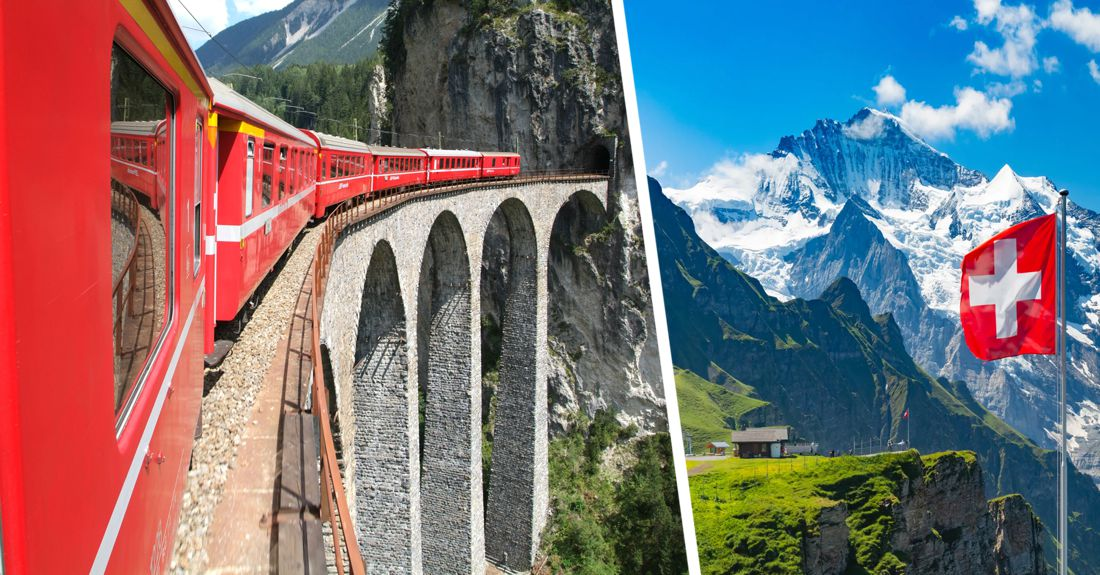 ϟ Пятой открытой страной станет Швейцария: названа дата возобновления авиарейсов