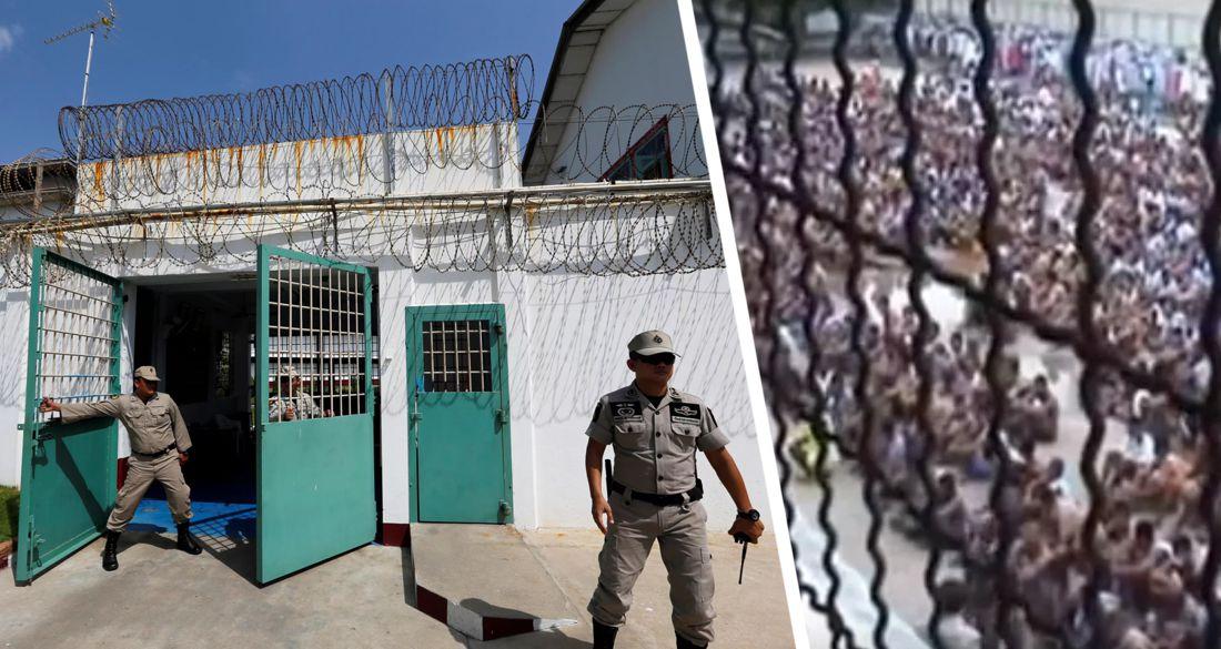 В Таиланде туристов поместят в тюрьмы