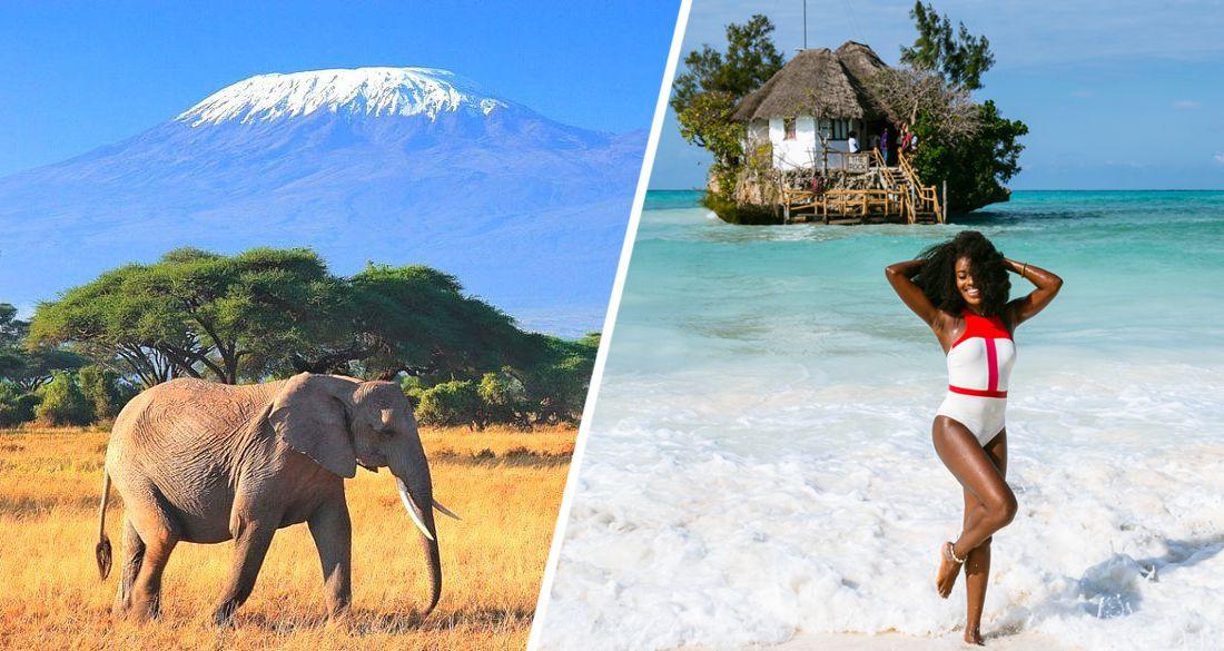 Посольство РФ в Танзании разъяснило правила въезда для российских туристов
