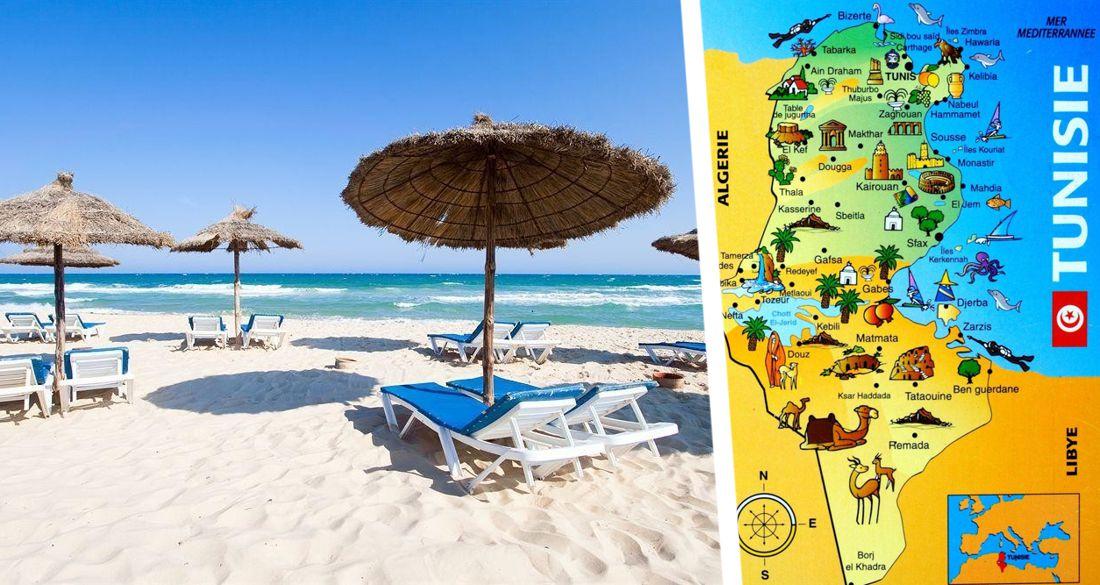 Новый министр по туризму Туниса открывает границы страны для иностранных отдыхающих