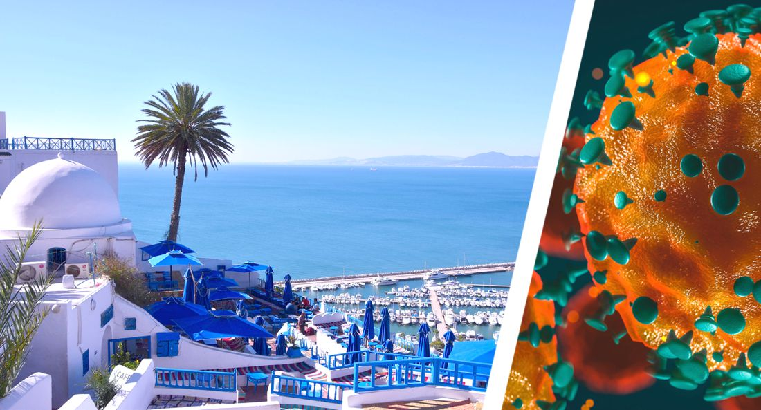 Тунис ужесточает антиковидные требования к туристам