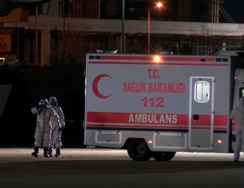 В Турции от COVID-19 умер бывший заместитель генпрокурора, находящийся там на отдыхе