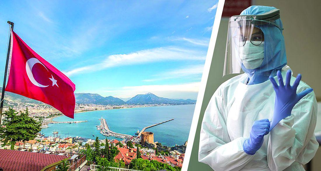 ϟ Посольство РФ в Турции дало разъяснение о правилах изоляции туристов и их близких при коронавирусе