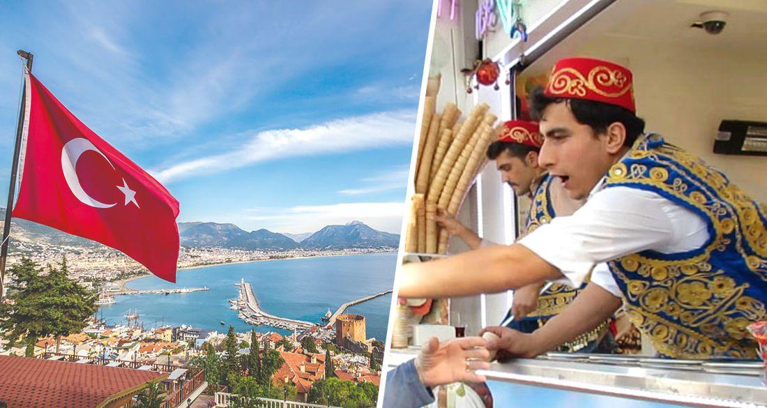 Турция возглавила рейтинг стран, где больше всего не любят российских туристов