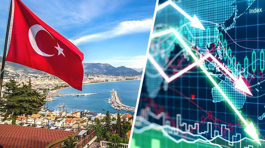 Турпоток в Турцию рухнул на 78%