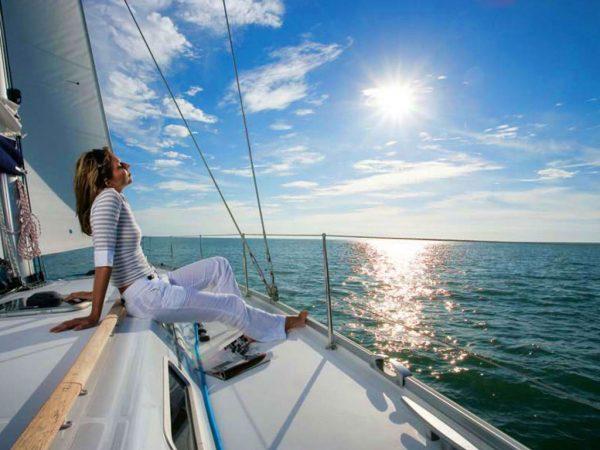 Туры на парусной яхте по Средиземному морю