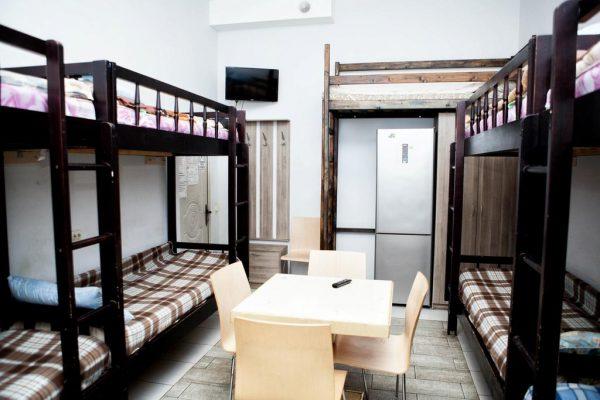 Бюджетные варианты проживания в Москве – сеть хостелов «Вежливый Лось»