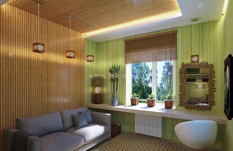 Бамбуковые обои: достоинства и недостатки