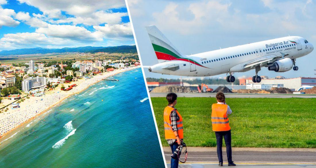Болгарская делегация не смогла назвать дату возобновления авиасообщения с Россией
