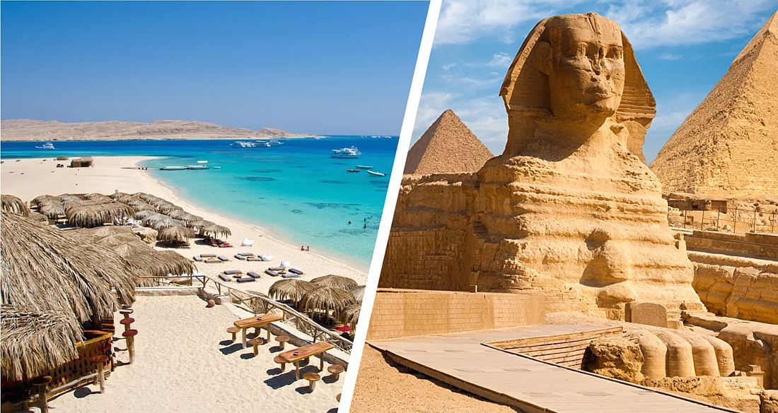 В Египте для туристов открылось 668 отелей