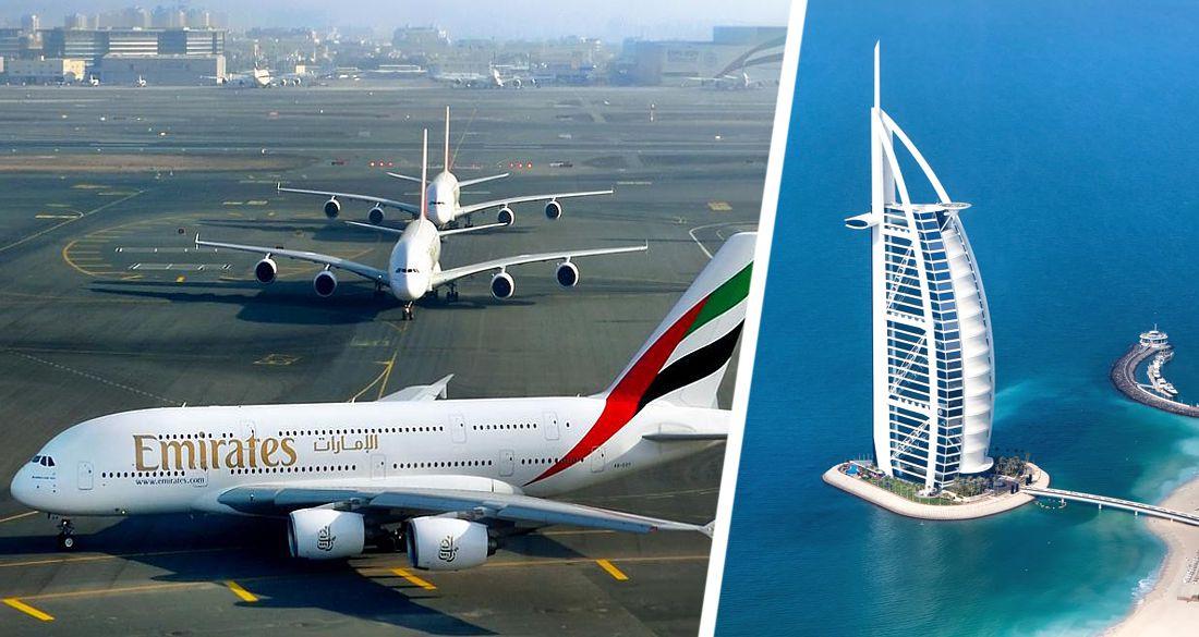 Эмирейтс возобновляет рейсы Москва-Дубай, объявив стоимость авиабилетов и расписание