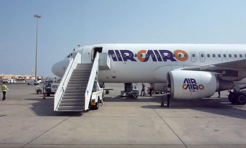 В Шарм-эль-Шейх прибыл первый туристический рейс из Еревана