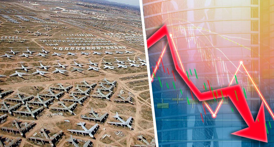 IATA: спрос на международные авиаперевозки в июле рухнул на 91,9%