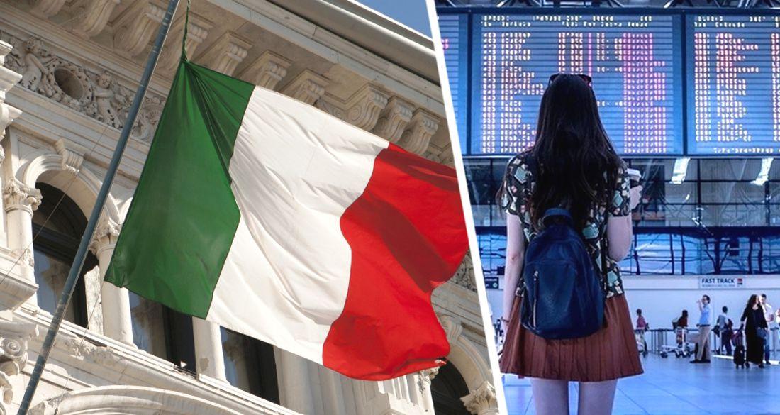 Росавиация предупредила российских туристов о проблемах на границе Италии и частых депортациях