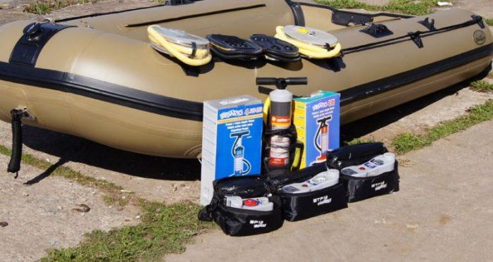 Выбираем насос электрический для лодки