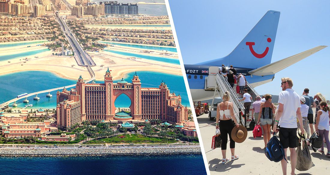 TUI открыл распродажу туров в Дубай и сообщил об ограничениях