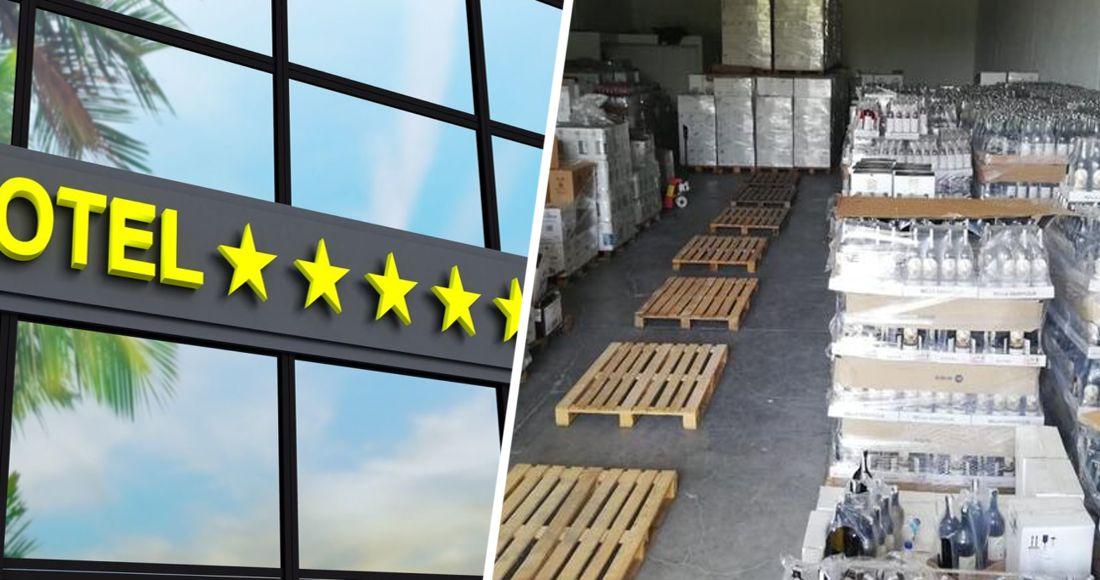 ЧП в 5-звездочном отеле Турции: арестован большой склад поддельного алкоголя - туристов спаивали контрафактом