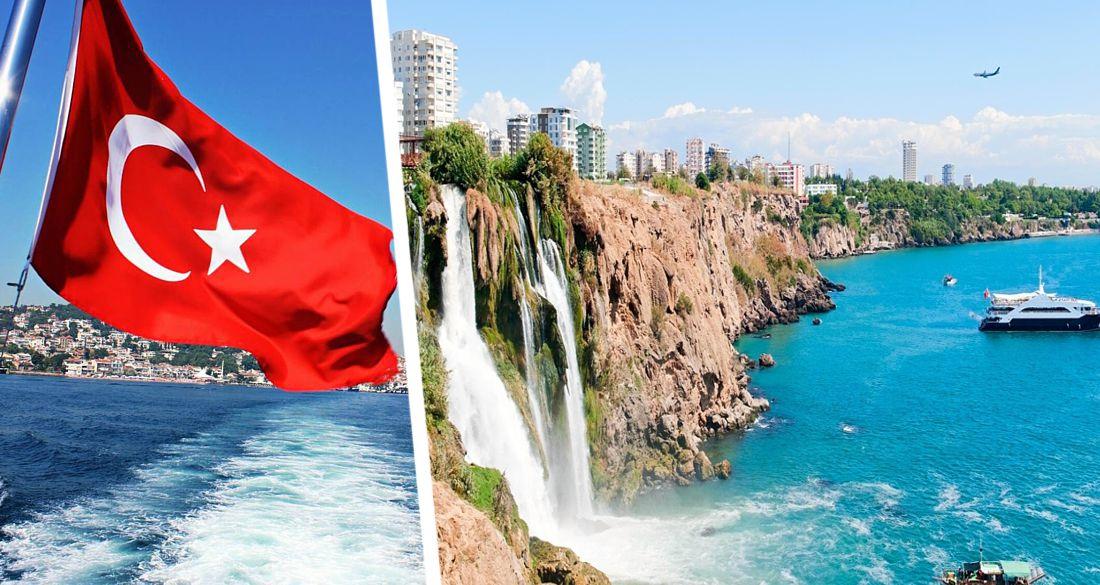 В Турции подчитали: в Анталии отдохнуло уже 2 млн туристов