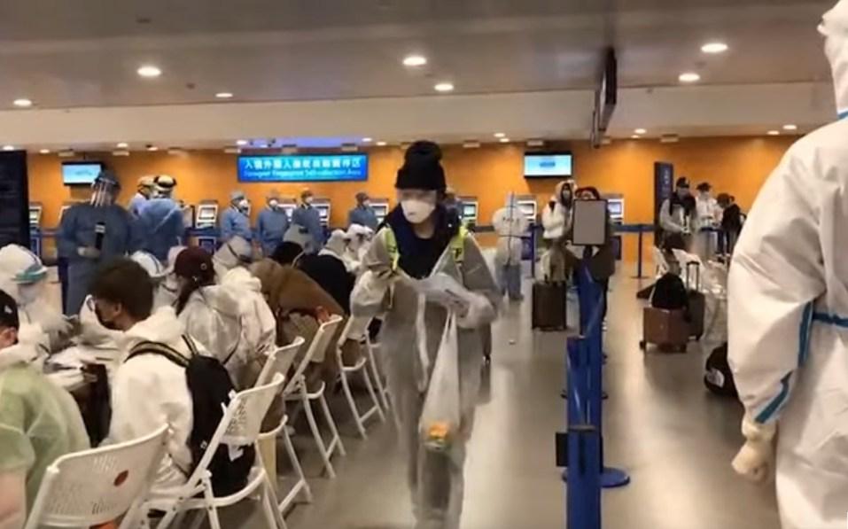 Китай запретил рейсы Аэрофлота в Шанхай из-за пассажиров с COVID-19
