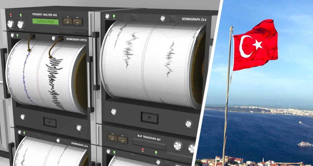 В Анталье произошло очередное землетрясение: частое повторение всех напугало
