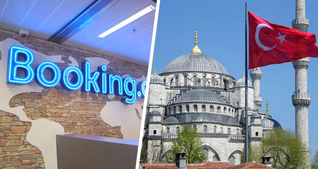 Booking.com капитулировал в Турции, согласившись на все условия, только чтобы его разблокировали