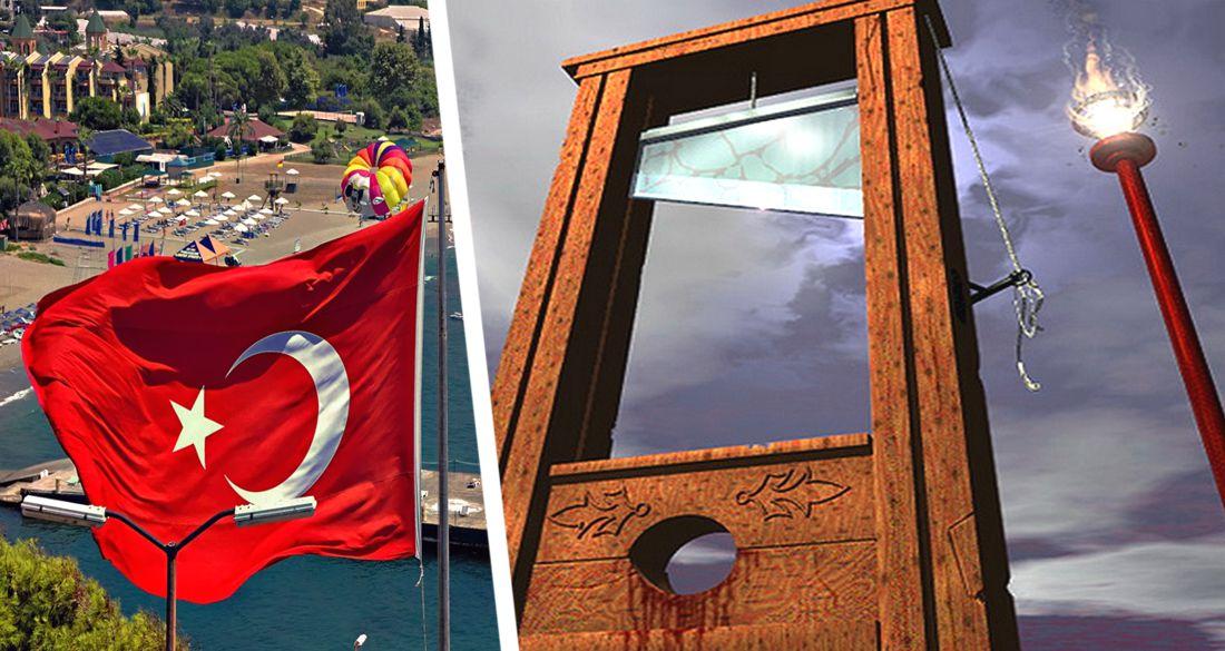 Придавило окном: российский турист погиб в турецком отеле