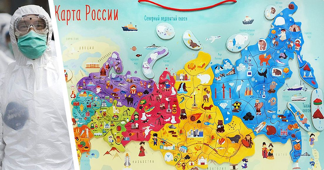 ☢ Коронавирус в России на 05.10: чиновники запутали туристов закрытием-открытием границ