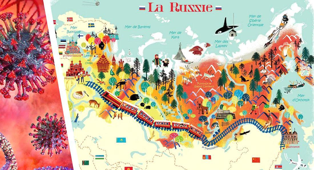 ☢ Коронавирус в России на 18.10: коллективный иммунитет появится аккурат к следующему летнему туристическому сезону