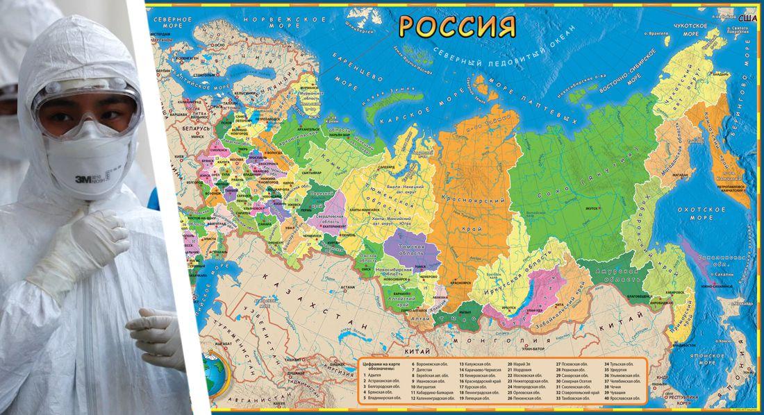 ☢ Коронавирус в России на 22.10: население скупает маски, игнорируя перчатки и санитайзеры