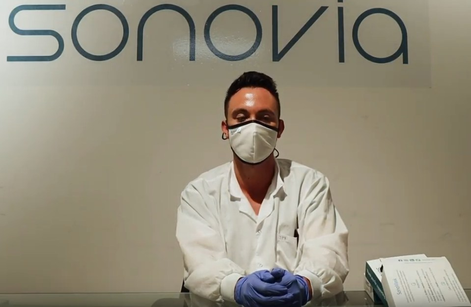 В Израиле разработали многоразовую супер-маску от коронавируса