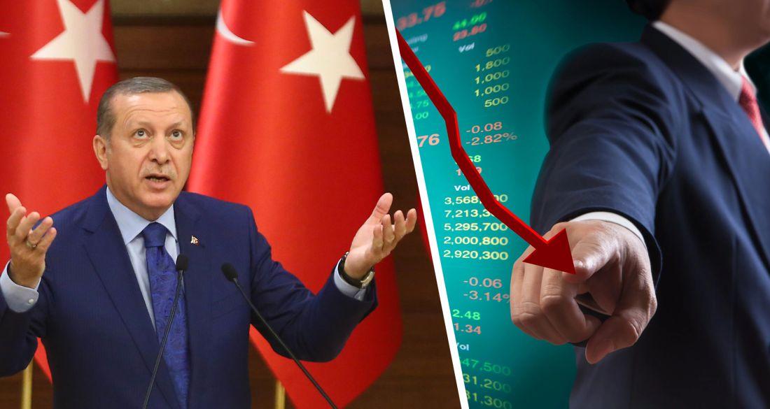 «Турция первой объявит дефолт как только ухудшится глобальная ликвидность», - экс-управляющий МВФ