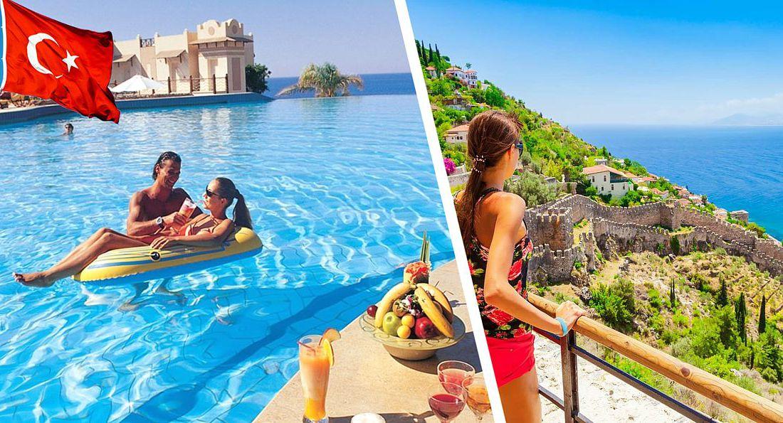 Куда поехать в октябре: 4 семейных отеля в Турции на любой вкус и кошелёк
