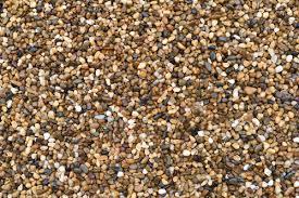 Кварцевый окатанный песок