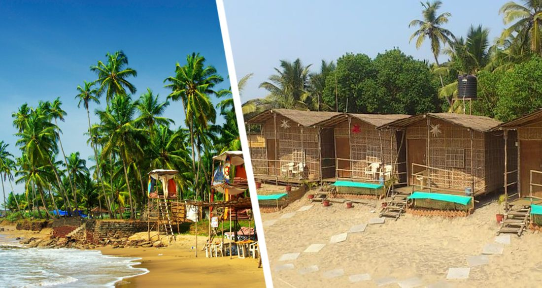 На Гоа начнут бороться с «вонючими платными» туалетами на пляжах
