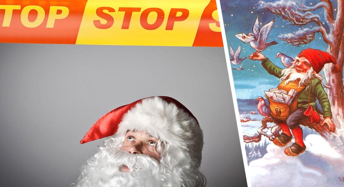 В Финляндии отменили Санта-Клауса