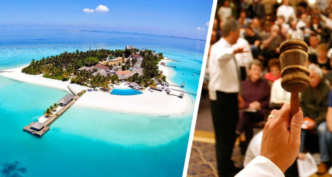 Денег нет, туристов мало: Мальдивы начинают продажу островов