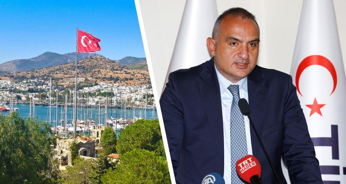 Министр проговорился, что туризм в Турции не восстановится до 2022 года