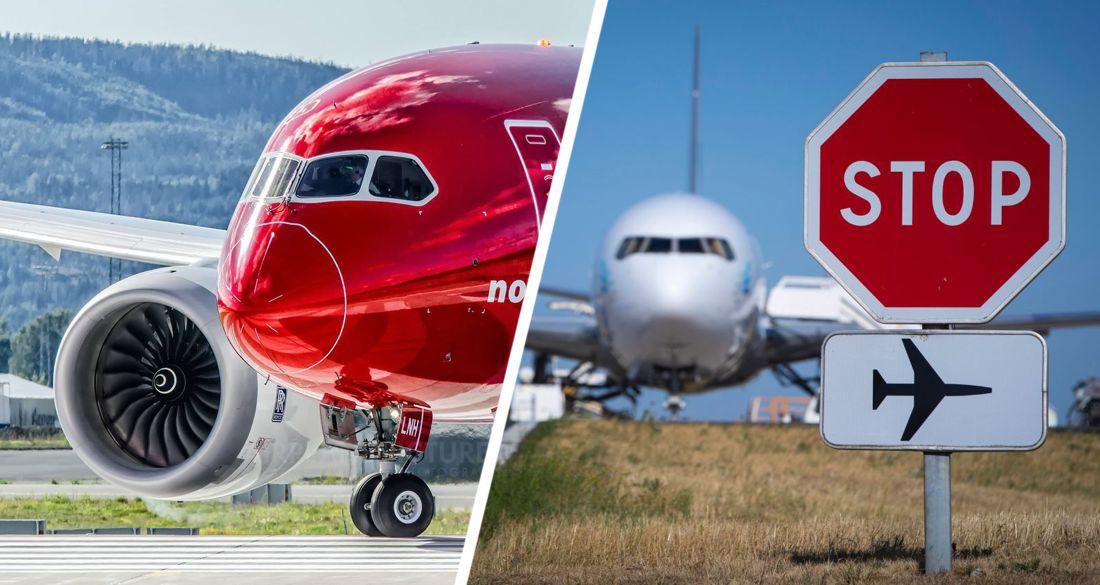 Авиакомпании начали банкротиться: о своём крахе объявил третий по величине лоукостер