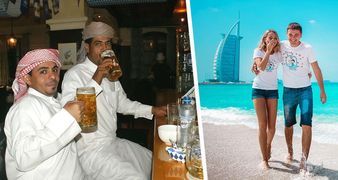 В ОАЭ разрешили алкоголь и внебрачное сожительство