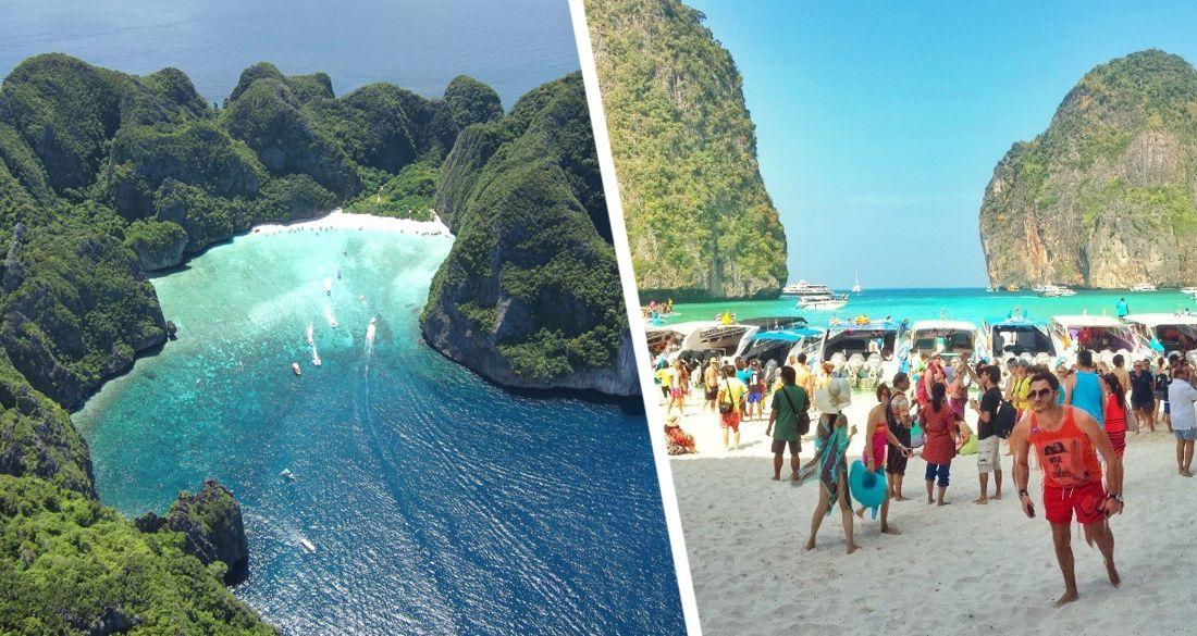 Таиланд: знаменитый пляж из фильма с Ди Каприо вновь будет открыт для туристов