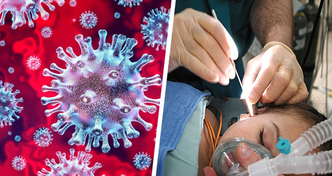 В Турции установили, что коронавирус закладывает уши