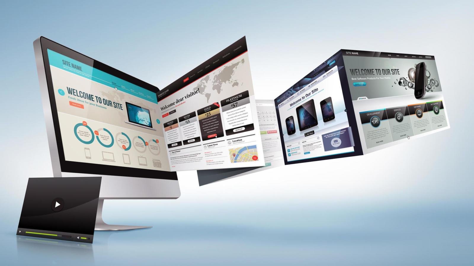 С чего следует начинать разработку своего собственного сайта?