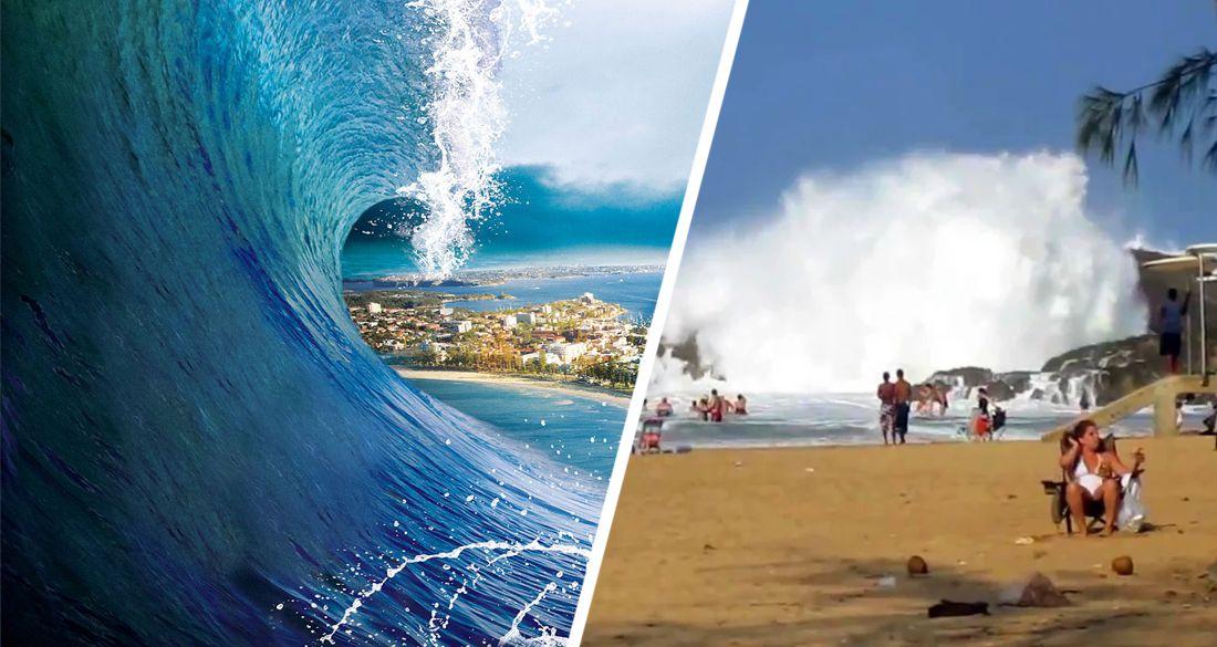 Ученые вычислили, когда цунами вновь накроет пляжи Турции со 100% вероятностью