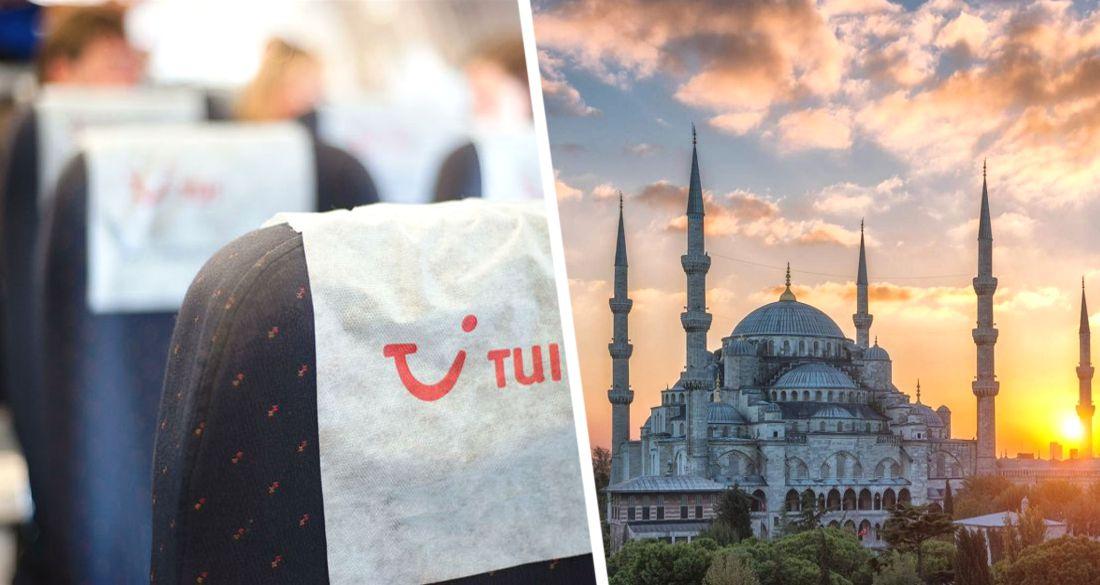 TUI начала раздавать повышенную комиссию на Турцию